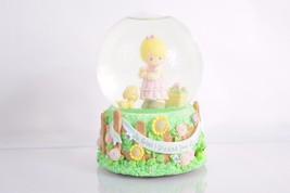 Precious Moments In the Garden Musical Snow Globe - $19.99