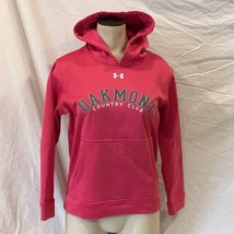 Under Armour Girls Oakmont Country Club Hooded Sweatshirt Size L - $26.72