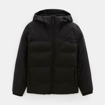 TIMBERLAND Neo Summit MEN'S BLACK Insulated HOODED JACKET #A1X3Q-001 - $83.99