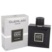L`homme Ideal L`intense by Guerlain Eau De Parfum  3.4 oz, Men - $103.01