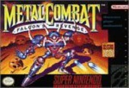 Metal Combat: Falcon's Revenge - Nintendo Super NES [Nintendo Super NES] - $7.01