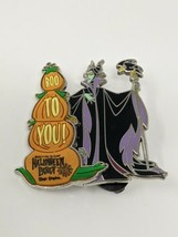 Maleficent 2019 Mickey's Not So Scary Halloween Party LE Disney Pin - $17.81