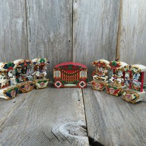 Vintage Holiday Horse Carousel Mr Christmas Musical Merry Go Round 1992 VIDEO - $397.97