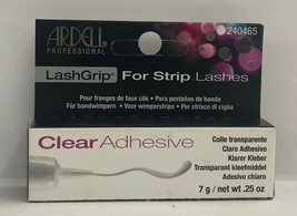 Ardell Lash Grip For Strip Lashes Clear Adhesive .25 oz. - $4.90