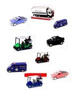 Denver Die-Cast Metal Cars Golf Carts Trucks Semi Transports New - $9.89+