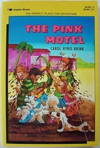 The Pink Motel by Carol Ryrie Brink paperback 1st Print Aladdin Books - $55.00