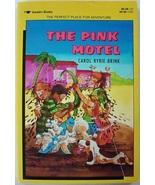 The Pink Motel by Carol Ryrie Brink paperback 1st Print Aladdin Books - $55.00