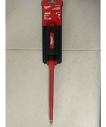 """Milwaukee 48-22-2222 5/16"""" x  7"""" Slotted 1000V Insulated Screwdriver - $17.82"""