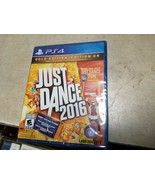 Just Dance 2016: Gold Edition (Sony PlayStation 4, 2015) New sealed  - $18.99