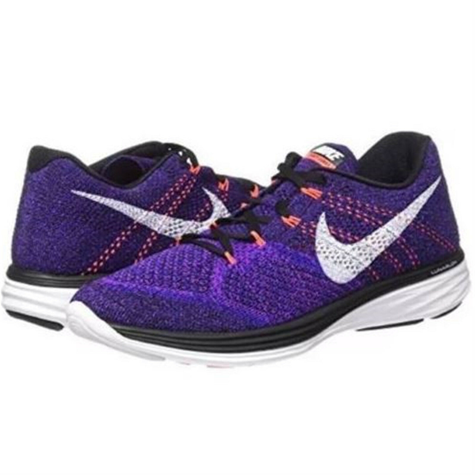 NIKE FLYKNIT LUNAR3 <698181 - 014> Men's RUNNING-SNEAKERS Shoes,New with Box