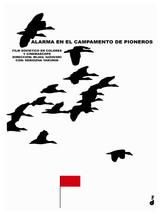 Aalarma en el campamento film Decoration Poster.Graphic Art Interior design.3600 - $11.30+