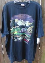 Sturgis 1996 Vintage Motorcycle 100% Cotton T-Shirt XL - $20.00