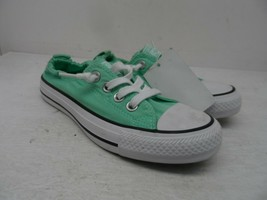 Converse Women's Low ​Chuck Taylor All Star Teal Green Size 5.5M - $47.49