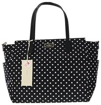 Kate Spade New York Blake Avenue Kaylie Baby Bag Diaper Bag (Diamond Dot) - $158.73