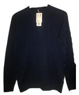Cotton Cashmere Sweater XL - $49.99