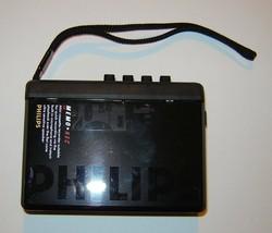 Walkman - Philips D6290/00X D6290 00X cassette player recorder - $36.00