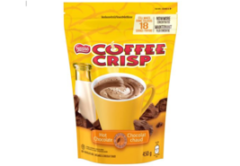Nestle Carnation Hot Chocolate Coffee Crisp  450g 18 servings CANADA - $11.87