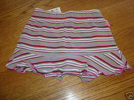 The Children's Place girls striped skort skirt months 6-9 mos NWT^^ - $2.66