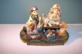 JESSICA TIMMY CIARA NORTHROP EDMOND BOYDS YESTERDAYS CHILD #3532 ANIMAL ... - $22.72
