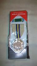 California National Guard Meritorious Service Medal, Air Force Small Arms Ribbon - $99.00
