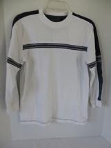 Boys Xtreme Gear White Long Sleeve Shirt Size M - $8.59