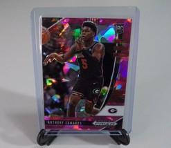 2020 Prizm Basketball Draft Picks Anthony Edwards Pink Ice Prizm Rookie ... - $8.90