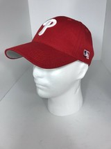 Philadelphia Phillies Hat MLB Baseball Adjustable Homerun Red - $14.99