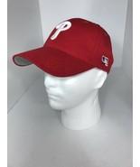 Philadelphia Phillies Hat MLB Baseball Adjustable Homerun Red - $14.99