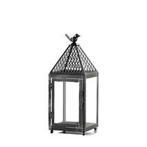 "Large 15"" Tall Bird cage Candle Holder Lantern Lamp Garden Outdoor Terra... - $43.29"