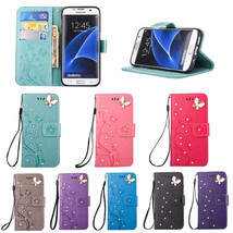 Wallet Diamond Leather Case Cover Stand for Samsung Galaxy A3 A5 A310 A510 2016 - $7.69+