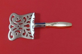 """Summer Song by Lunt Sterling Silver Petit Four Server HHWS  Custom Made 6"""" - $59.00"""