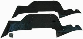 1972-1979 FORD TORINO & RANCHERO FRONT FENDER SHIELDS, PAIR - $37.37