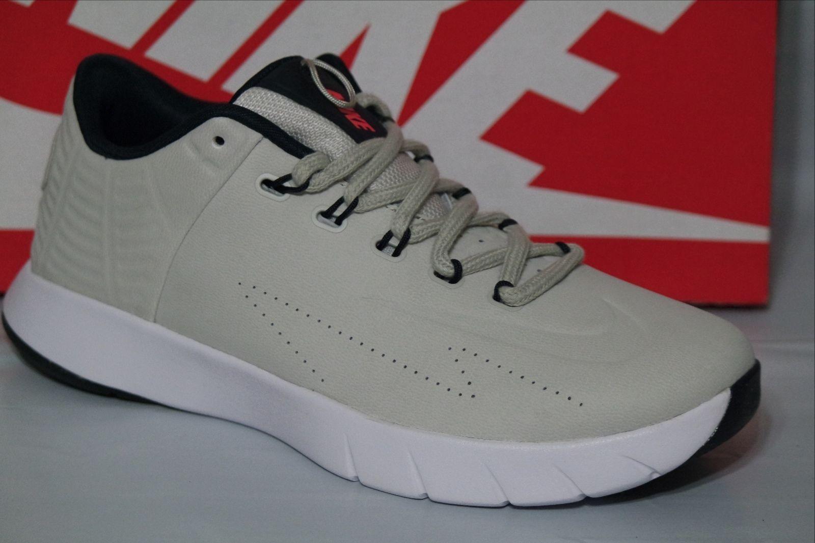 NIB MEN'S NIKE MD Runner 2 Mid Premium Sneakers Shoes Black
