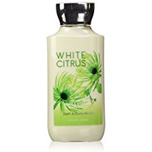 Bath and Body Works Signature Collection White Citrus Body Lotion 8 oz 236 ml