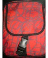 AARP Red and Gray Grey Travel Day Bag Brand New - $9.99