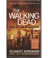 SDCC The Walking Dead Escape Special Edition Rise Of The Governor Paperb... - $14.95
