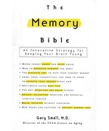 The Memory Bible, by Gary Small, An Innovative Strategy to Keep Your Bra... - $9.99