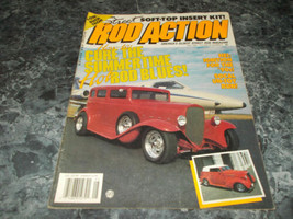 Street Rod Action Magazine Vol 19 No 5 May 1990 Ignition for the 90's - $2.99