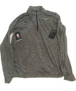 NWT New Orleans Pelicans Nike Dry Element 1/2 Zip Size Small Jacket $70 ... - $54.40