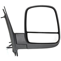 Fits 08-15 Chev Express GMC Savana Right Pass Power Mirror Manual Fold With Heat - $65.29