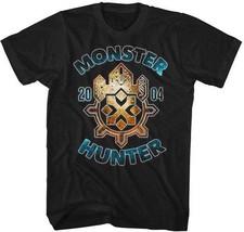 Monster Hunter Badge 2004 Capcom Video Game Adult T Shirt - $20.49+