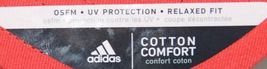 Adidas Golf Headwear Powdered Red White One Size Fits Most B89899 image 6