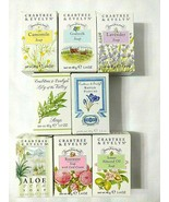 Crabtree & Evelyn NEW Lot of 8 Miniature Variety 1.4 oz Soaps All Differ... - $68.26