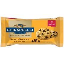 Ghirardelli Semi Sweet Chocolate Chips ( 12x12 Oz) - $87.86