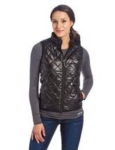 "NWT TuffRider Women's Size Large Black ""Alpine"" Quilted Vest - $19.75"
