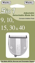 Wahl Professional 5in1 Coarse Blade #2179-401 Fit Bravura Chromado Arco ... - $37.50