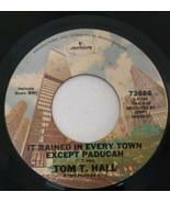 Tom Hall 73686 Deal It Rained In Every Town Except Paducah Vtg 70s Recor... - $9.89