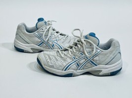 ASICS Gel Dedicate 2 Women's Blue/White Tennis Shoes Sneakers Trainers S... - $34.99