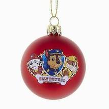 Paw Patrol™ Shatterproof Ball Ornament w - $8.99