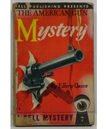 The American Gun Mystery by Ellery Queen - $3.99